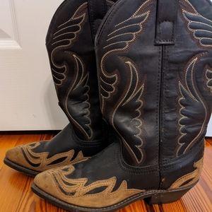 Handmade Genuine Leather Western Boots